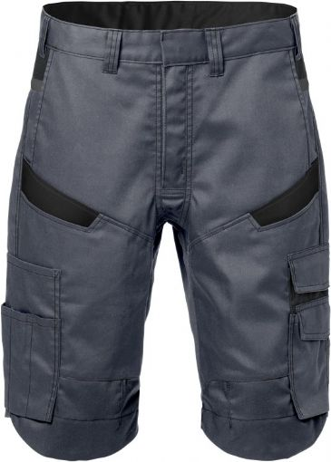 Fristads Shorts  2562 STFP  (Grey/Black)